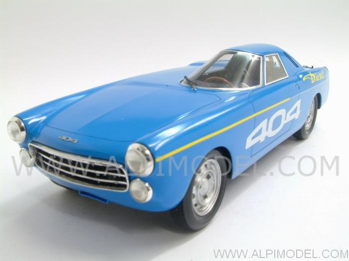 Peugeot 404 Diesel Record Car by spark-model