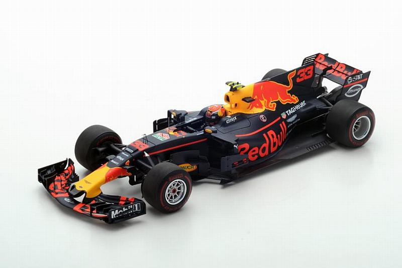 Red Bull RB13 #33 Winner GP Malaysia 2017 Max Verstappen by spark-model