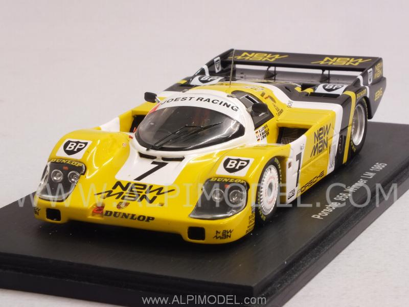 Porsche 956 #7 Winner Le Mans 1985 Ludwig - Barilla - Winter by spark-model