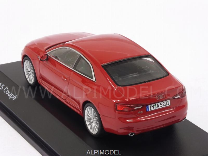 Audi A5 Coupe 2016 (Tango Red) Audi promo - spark-model