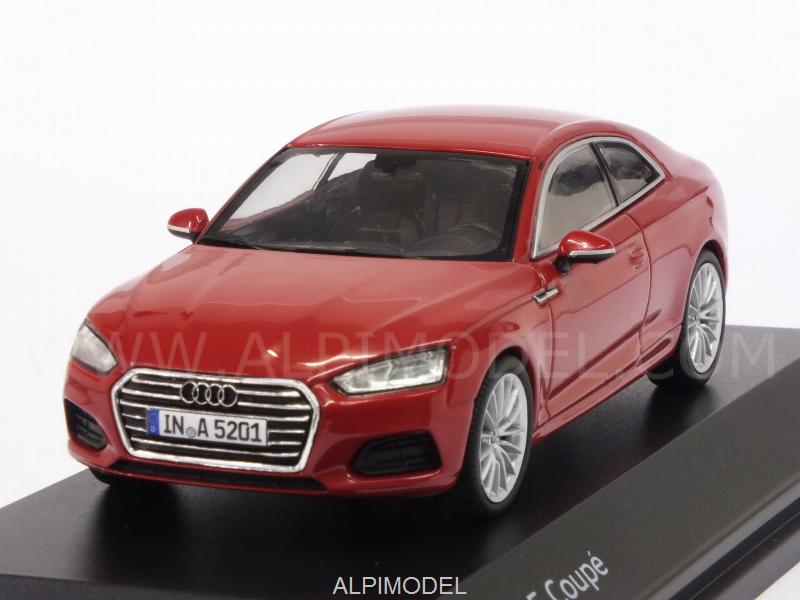 Audi A5 Coupe 2016 (Tango Red) Audi promo by spark-model