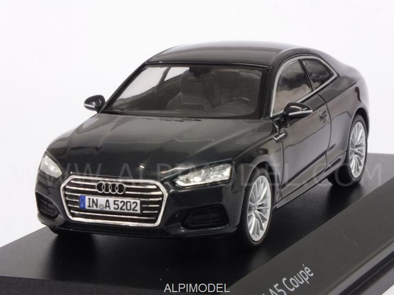 Spark Model 5011605433 Audi A5 Coupe 2016 Manhattan Grey