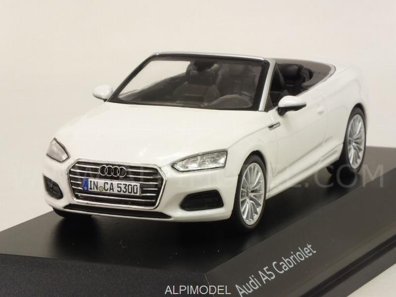 Audi A5 Cabriolet 2017 (Tofana White) Audi Promo by spark-model