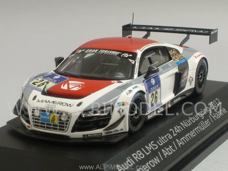 Spark Model Audi R8 Lms Ultra 26 Nurburgring2012 Hamerow