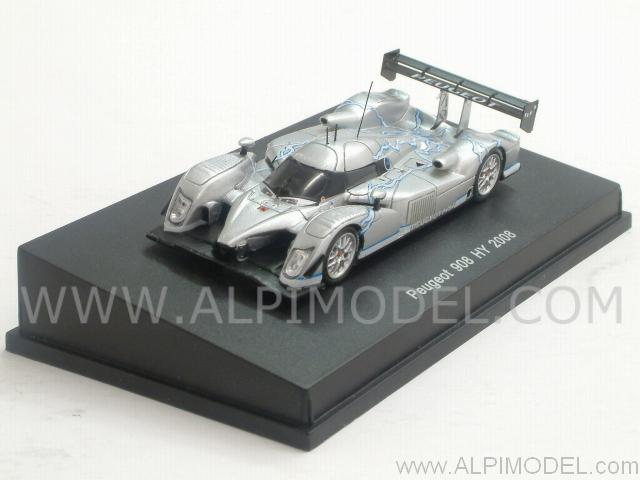 Peugeot 908 Hybrid 2008 (H0-1/87 scale - 5cm) by spark-model