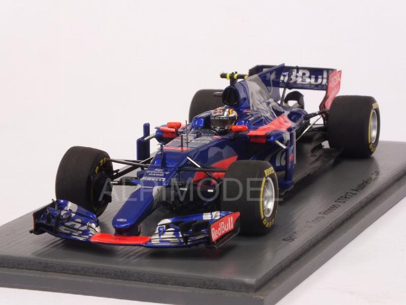 escala 1//43 Australian GP 2017-Carlos Sainz Jr Spark S5038 Toro Rosso STR12
