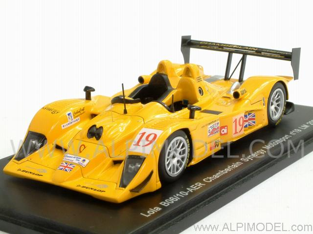 Lola AER B06/10 Chamberlain Sinergy Motorsport  #19 Le Mans 2006 Evans - Owen - Berridge by spark-model