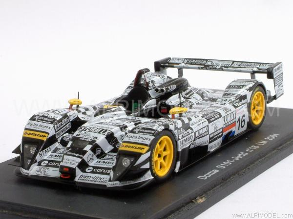 Dome S101 Judd #16 Le Mans 2004 Firman - Coronel - Wilson by spark-model