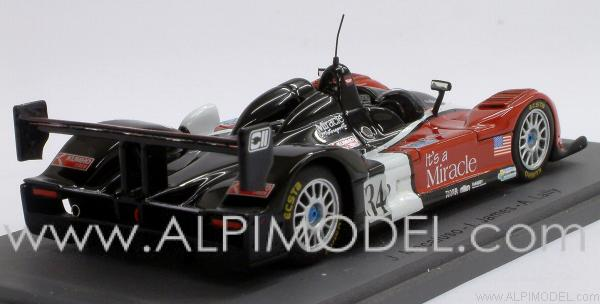 Courage AER #34 Miracle Motorsports Le Mans 2005 Macaluso - James - Lally - spark-model