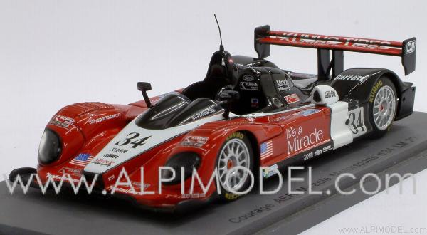 Courage AER #34 Miracle Motorsports Le Mans 2005 Macaluso - James - Lally by spark-model