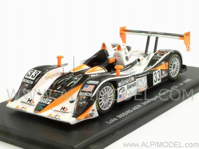 Lola B05/40 AER Intersport Racing #33 Le Mans 2006 Field - Halliday - Dayton by spark-model