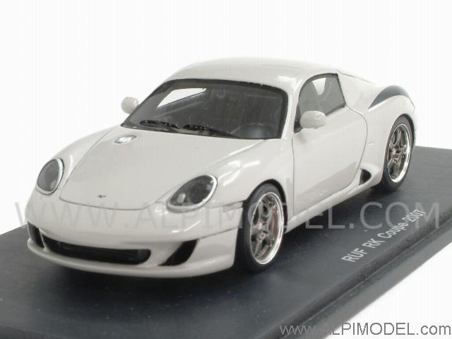 RUF RK Coupe 2007 (Grey) by spark-model