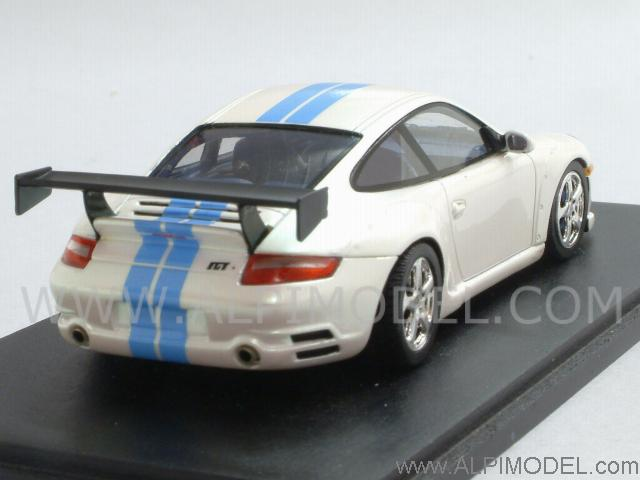 RUF RGT 2007  (Pearl Silver) - spark-model