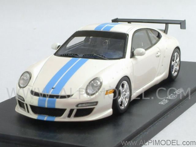RUF RGT 2007  (Pearl Silver) by spark-model