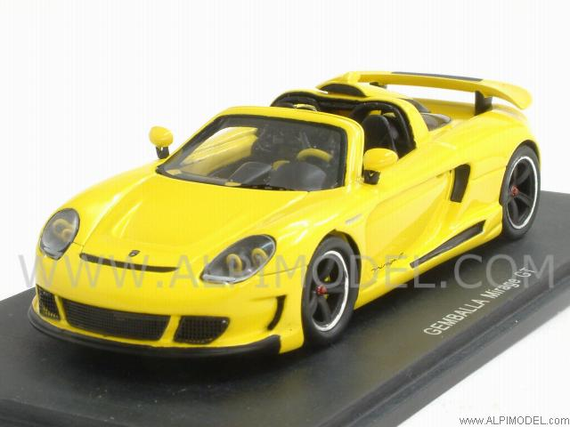 Gemballa Mirage GT 2007 (Yellow) by spark-model