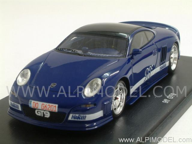9ff GT9 2008 (blue) by spark-model