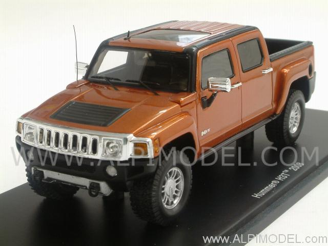 Hummer H3T 2008 (Broinze Metallic) by spark-model