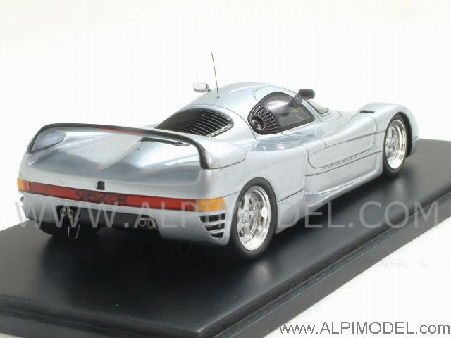 Schuppan 962 CR 1994 (Silver) - spark-model