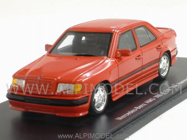 Mercedes AMG 300 E 5.6 'The Hammer' (Red) by spark-model