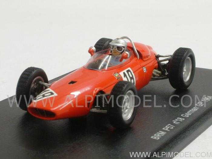 BRM P57 #18 GP Germany 1964 Giancarlo Baghetti by spark-model