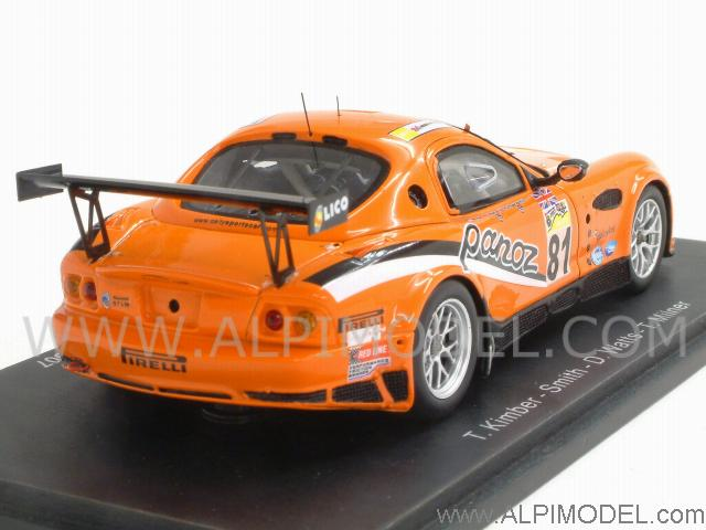 Panoz Esperante Team LNT #81 Le Mans 2007 Kimber-Smith - Watts - Milner - spark-model