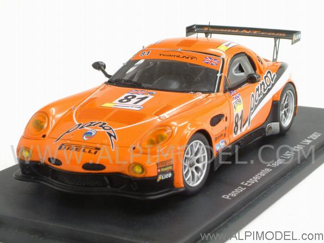 Panoz Esperante Team LNT #81 Le Mans 2007 Kimber-Smith - Watts - Milner by spark-model