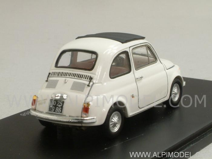 Abarth Fiat 595 SS 1966 - spark-model