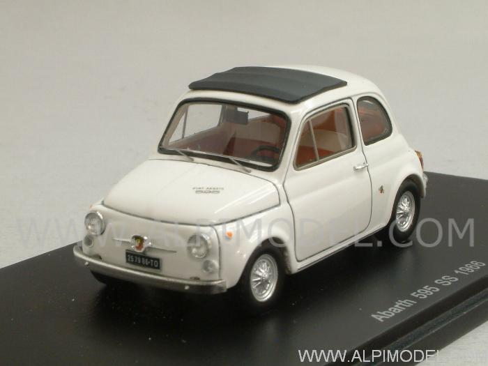 Abarth Fiat 595 SS 1966 by spark-model