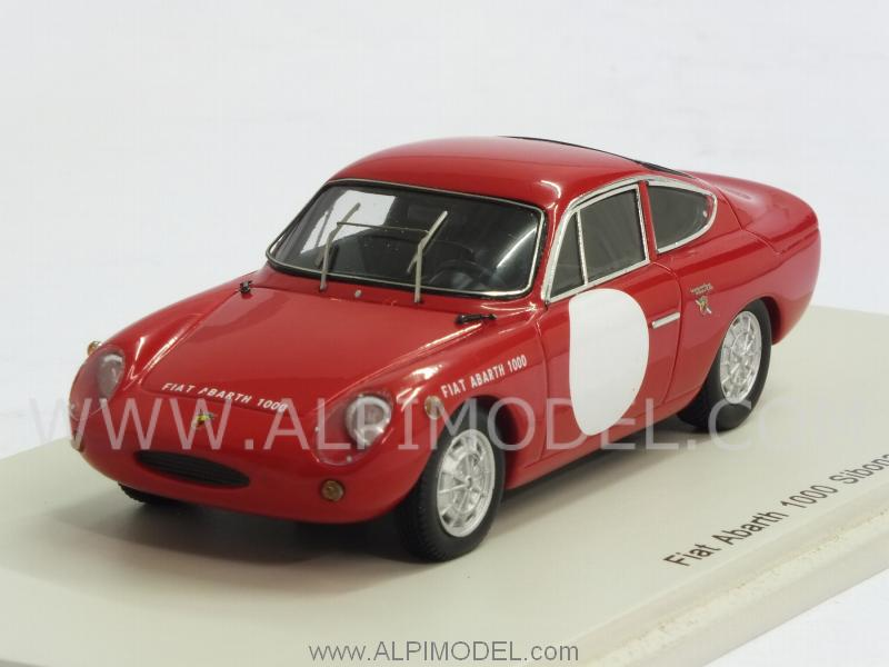 Abarth 1000  Sibona by spark-model
