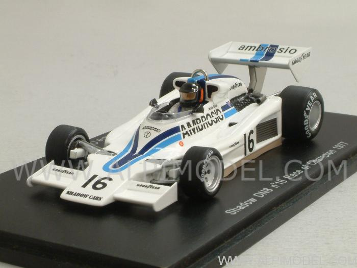 Shadow DN8 #16 Race of Champions 1977 Jackie Oliver by spark-model