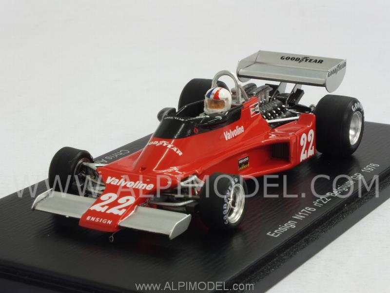 Ensign N176 #22 GP Belgium 1976 Chris Amon by spark-model