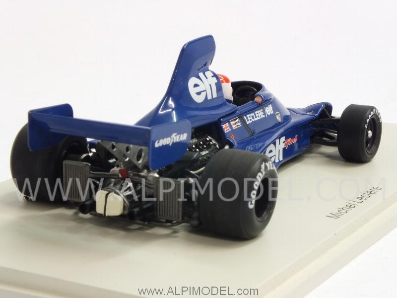 Tyrrell 007 #15 GP USA 1975 Michel Leclere - spark-model