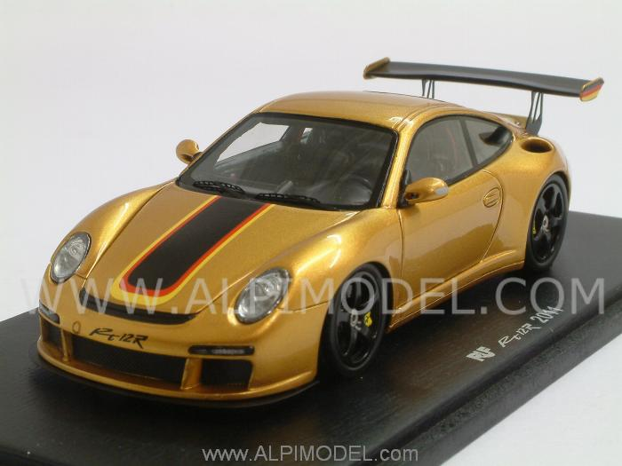 RUF RT12R 2011 (Gold Metallic) by spark-model