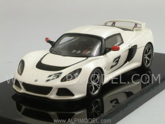 Lotus Exige S 2011 (White) by spark-model