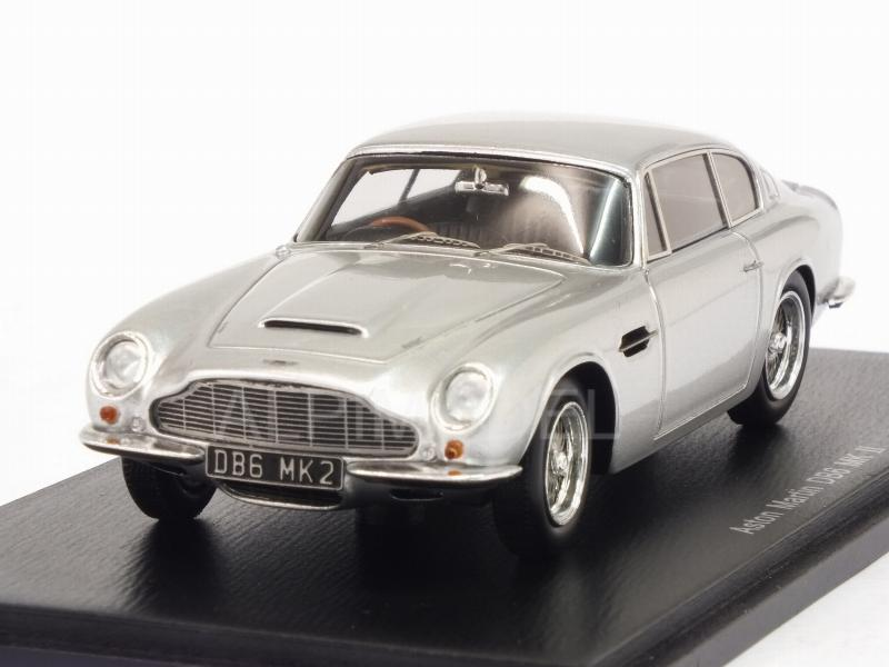 Aston Martin DB6 MkII 1969 (Silver) by spark-model