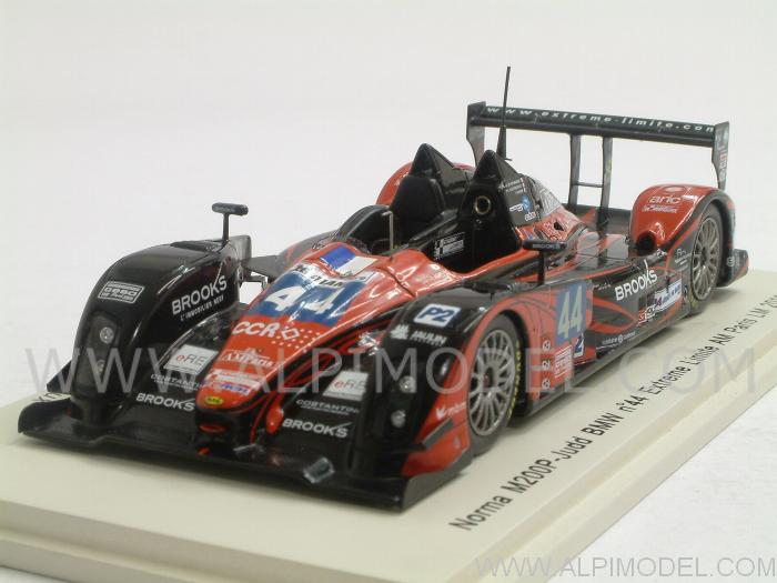 Norma M200p-Judd BMW #44 Le Mans 2011 by spark-model