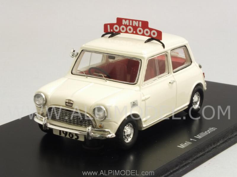 Mini 1 Millionth 1965 by spark-model
