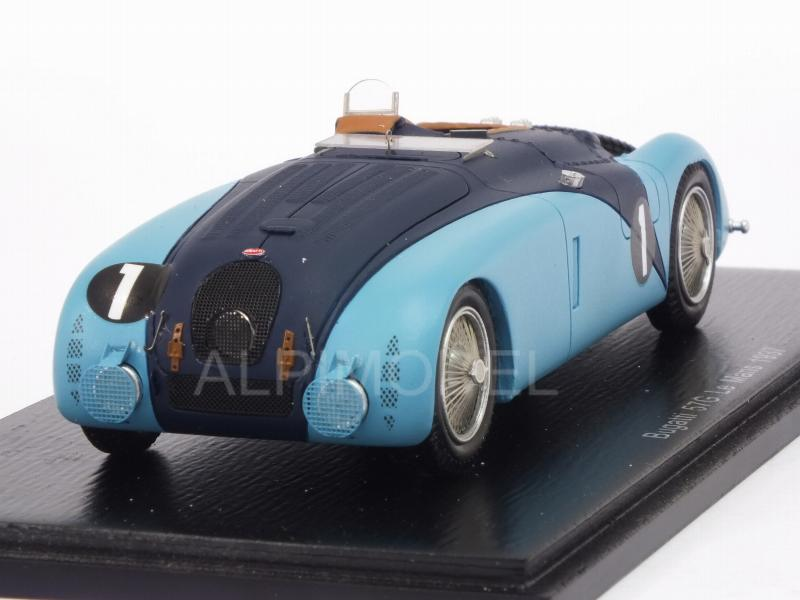 Bugatti 57G #1 Le Mans 1937 Labric - Veyron by spark-model