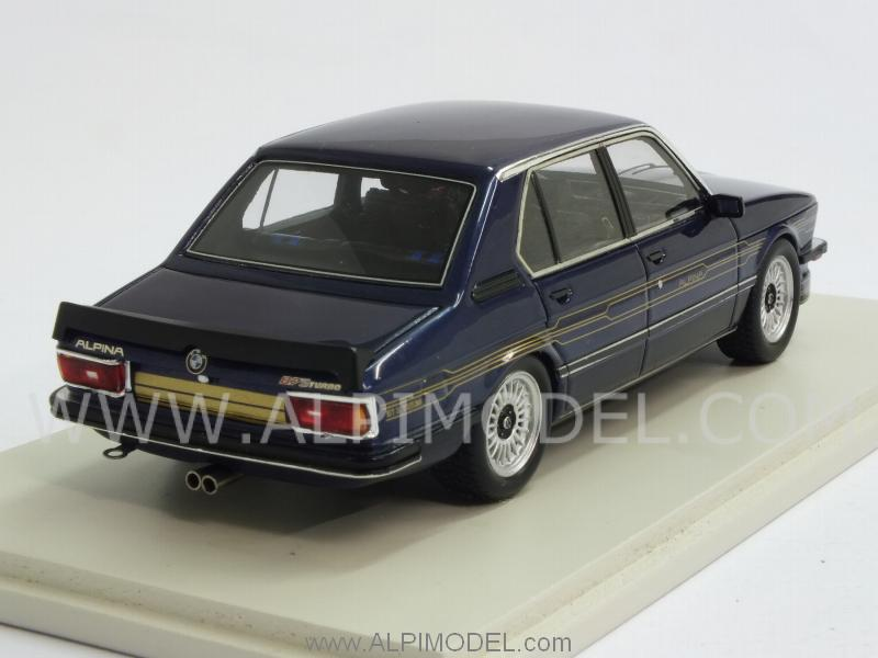 Alpina BMW B7S Turbo (E12) (Blue) - spark-model