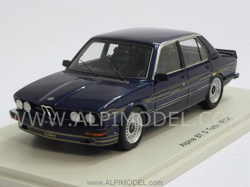 Alpina BMW B7S Turbo (E12) (Blue) by spark-model