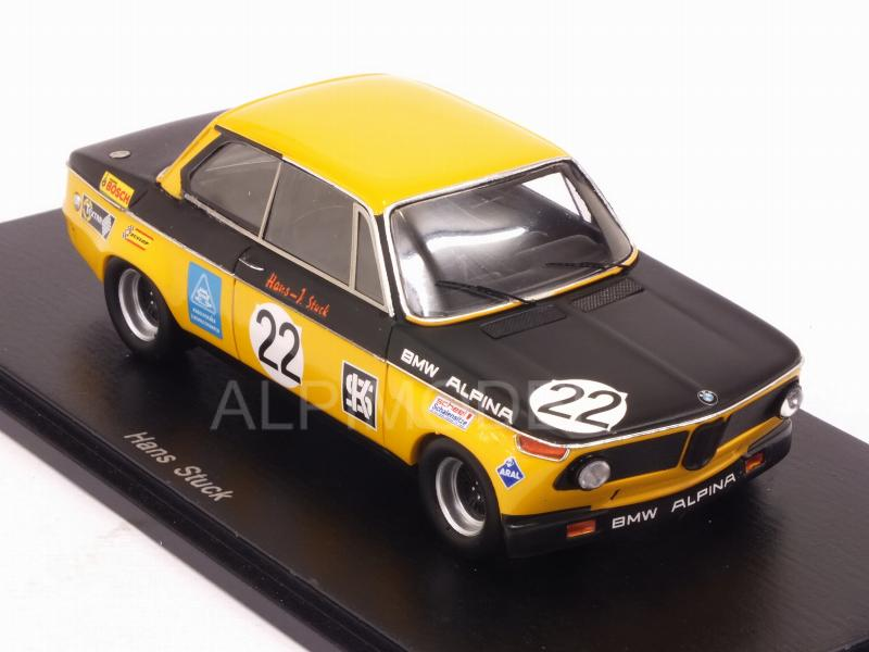 BMW 2002 #22 Grand Prix Brno 1971 H.J.Stuck - spark-model