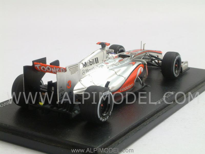 McLaren MP4/27 Mercedes Winner GP Brasil 2012 Jenson Button - spark-model