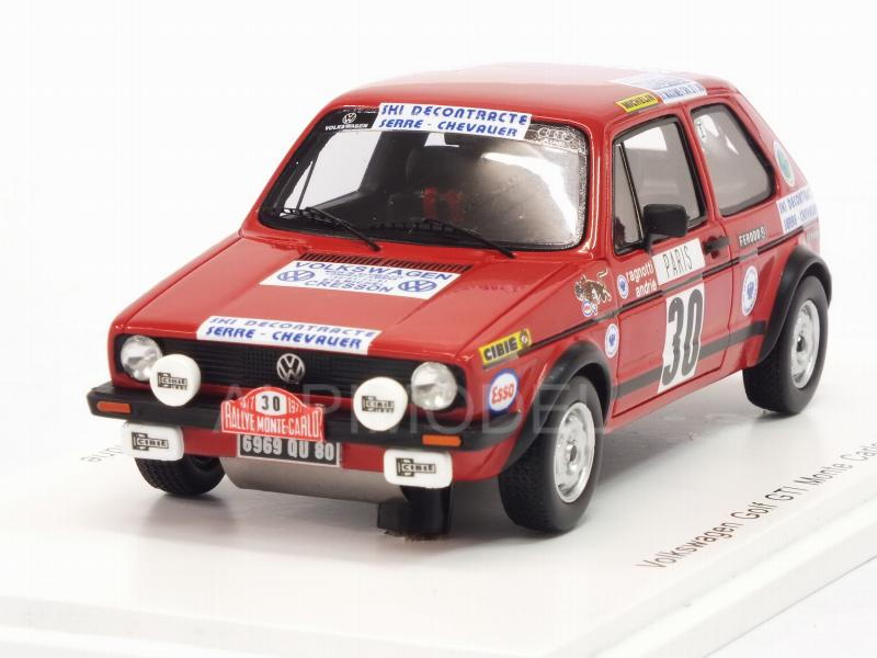 Volkswagen Golf GTI #30 Rally Monte Carlo 1977 Ragnotti - Andrie' by spark-model
