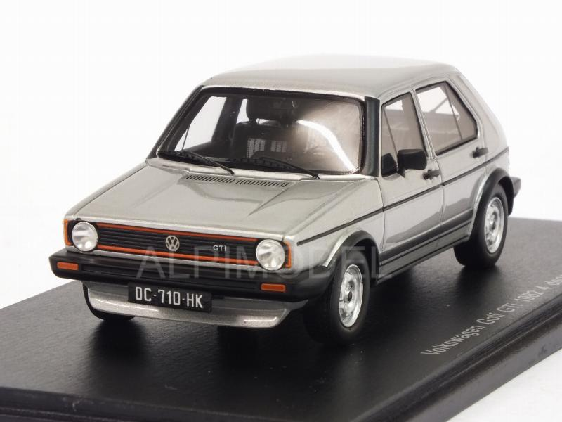 Volkswagen Golf GTI 1982 4-doors (Silver) by spark-model