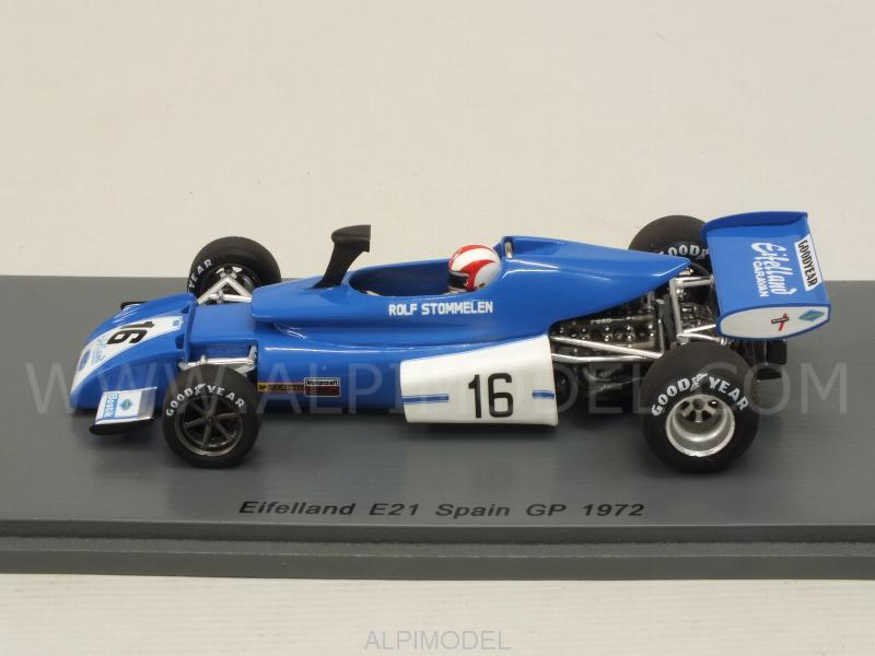 March Eifelland E21 #16 GP Spain 1972 Rolf Stommelen - spark-model