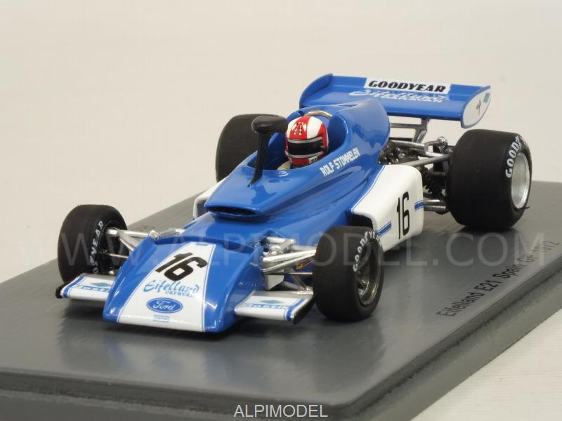 March Eifelland E21 #16 GP Spain 1972 Rolf Stommelen by spark-model