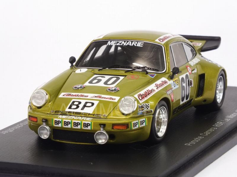 Porsche 911 Carrera RSR #60 Le Mans 1974 Striebig - Chateau - Kirschhoffer by spark-model