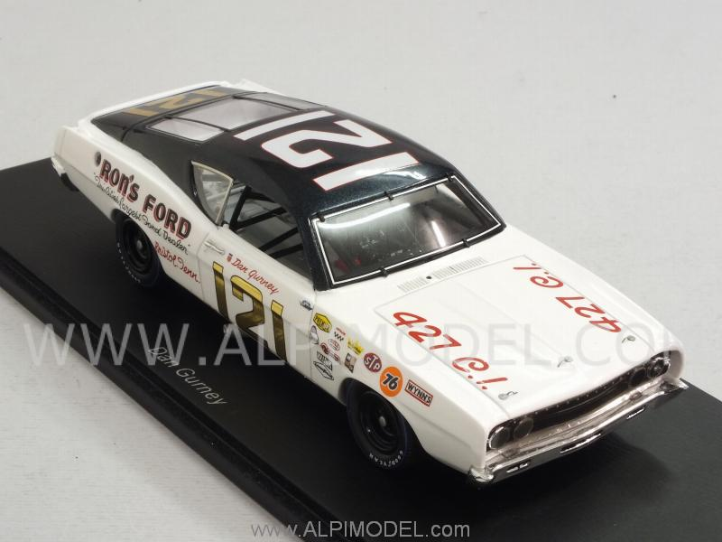 Ford Torino #121 Winner Riverside 1968 D.Gurney - spark-model