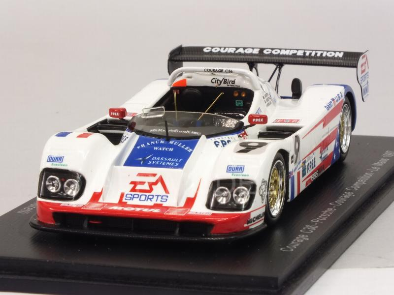Courage C36 Porsche #9 Le Mans 1997 Andretti - Andretti - Grouillard by spark-model