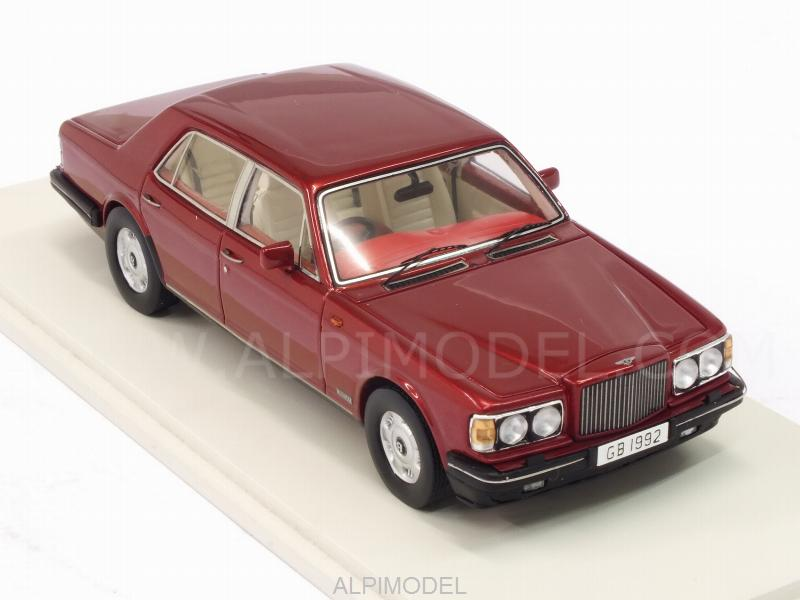Bentley Brooklands 1992 (Dark Red) - spark-model